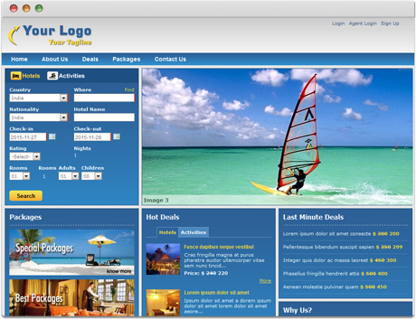 TravelCarma Tour Booking Portal